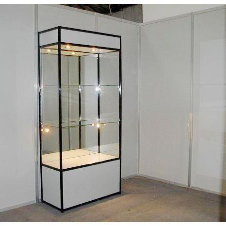 定制轻奢精品古玩珠宝玻璃展柜