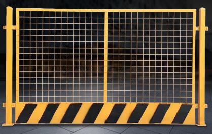 深圳必威体育官网登陆道路施工安全临时基坑护栏网定制