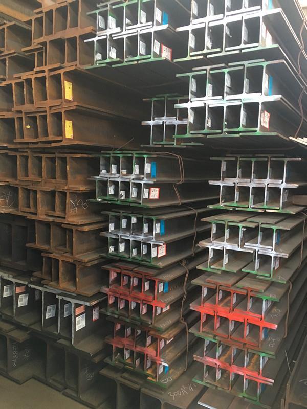 英标H型钢现货镀锌型钢加工定做h型钢