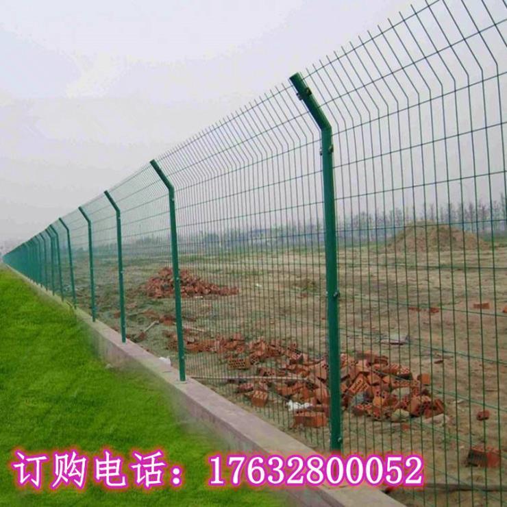 双边护栏果园围网铁丝网围栏网防爬围墙网池塘围网