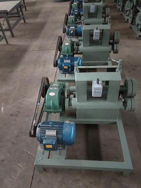 井蓋鋼邊機廠家 井蓋鋼邊機生產效率