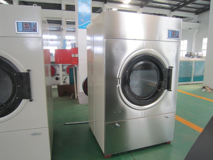 100Kg毛巾浴巾浴袍烘干機 全自動烘干設備 洗衣房烘干機械