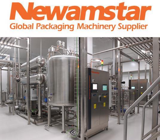 Newamstar新美星15L大瓶吹灌旋一体机 6000瓶/小时