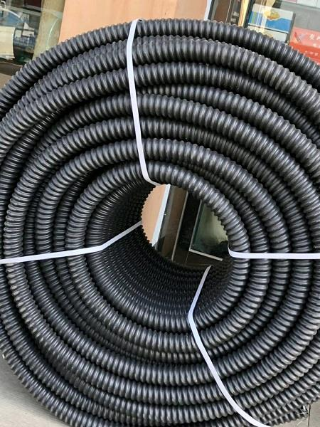 山西忻州电力波纹管电力穿线碳素螺纹管