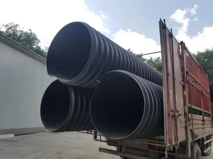 太原恒塑鋼帶增強排污管大口徑管廠家經銷
