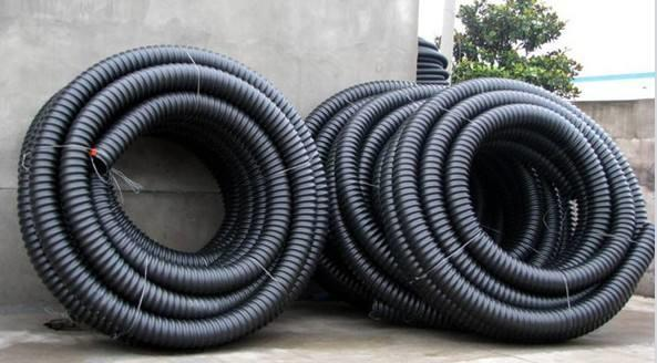 太原恒塑電力線纜保護管穿線碳素螺紋管批發零售