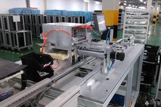 赛亚思FU60 工业自动化装配线