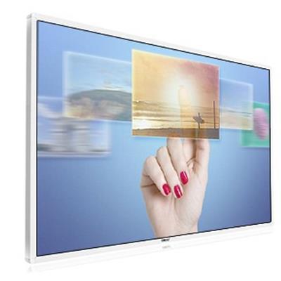49寸電信郵局醫院觸摸屏交互式安卓會議大廳多媒體廣告機