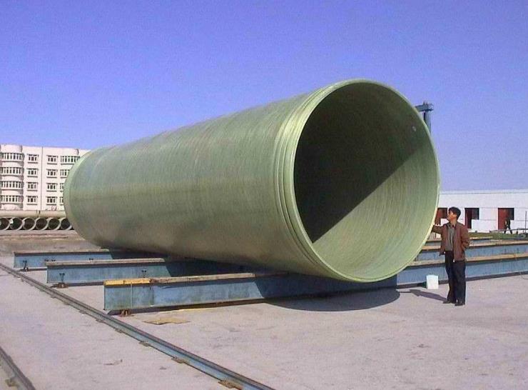 山東藍海供應玻璃鋼風管風管