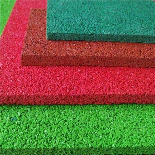 epdm彩色地面 活动区epdm橡胶地垫