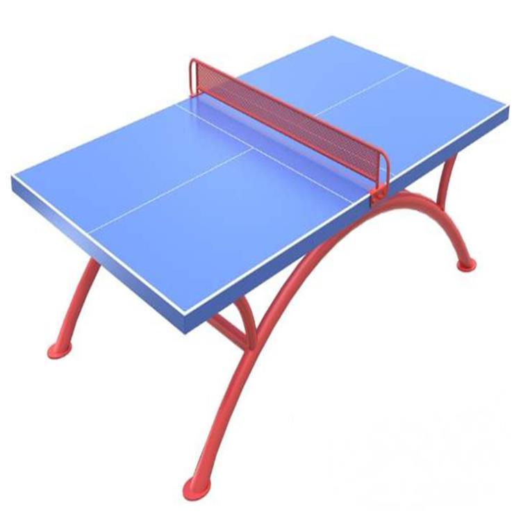 白银 双折移动乒乓球桌 实力厂家