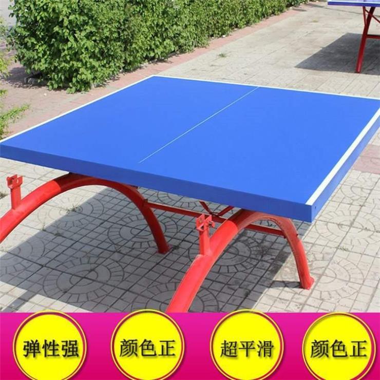 唐山 大彩虹乒乓球台 品质先行