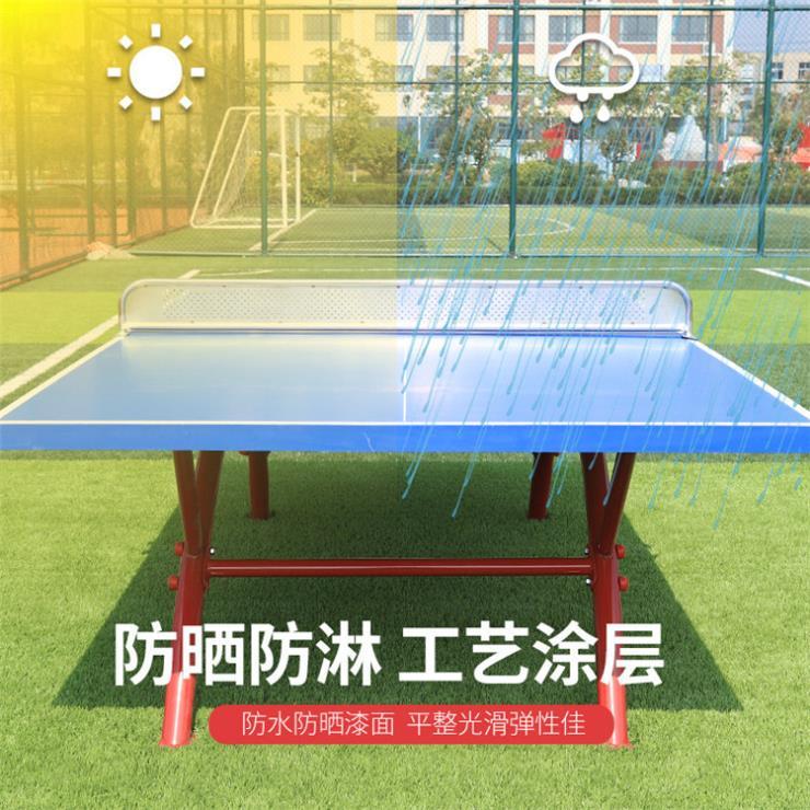 介休 大彩虹乒乓球桌 质量保证