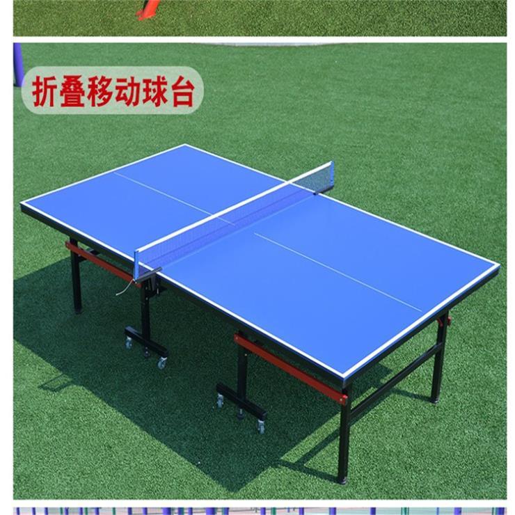雅安 大彩虹乒乓球桌 质量保证