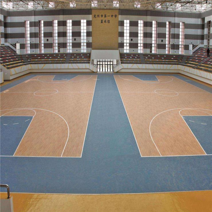 西安 PVC舞蹈教室地胶 质量保证