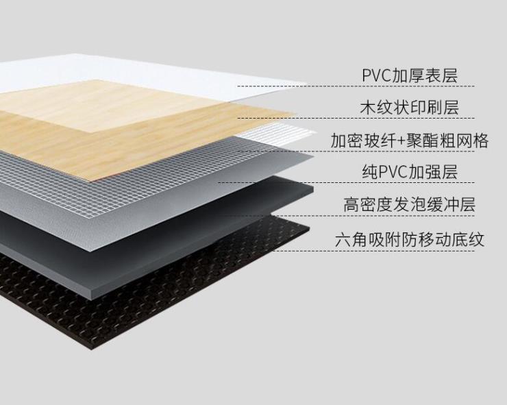 临沂 PVC舞蹈教室地胶 质量过硬