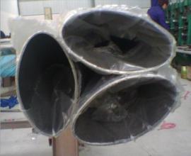 新余镀锌椭圆管椭圆管加工