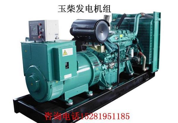 玉柴發電機組價格-玉柴發電機組廠家-玉柴柴油發電機價格