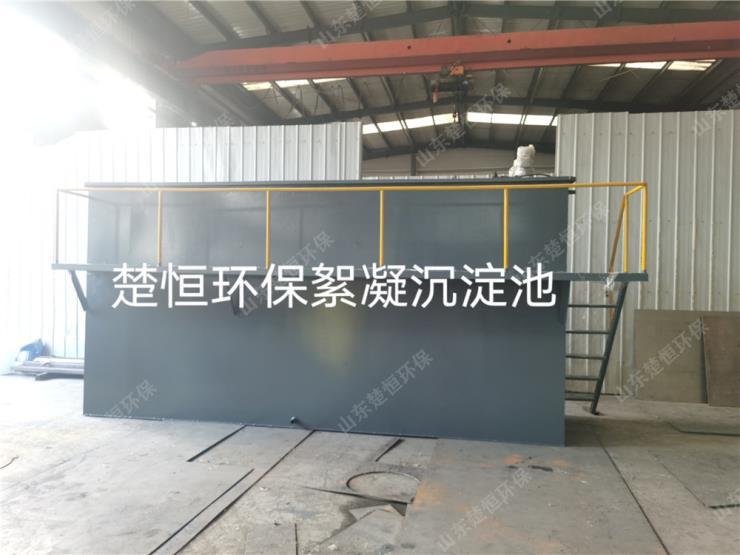 枣庄一体化环保处理设备施工周期