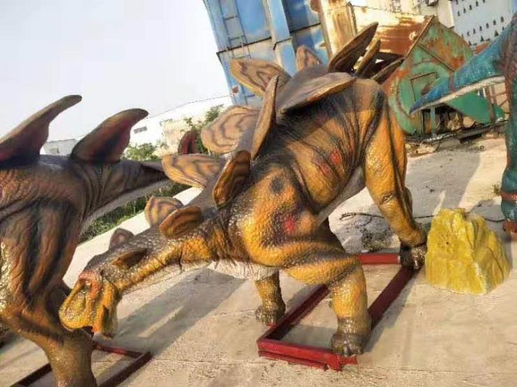 动态恐龙模型厂家生产制造恐龙模型出租出售