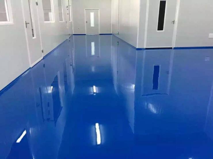 环氧地坪漆施工,环氧自流平,耐磨地坪漆,固化地坪