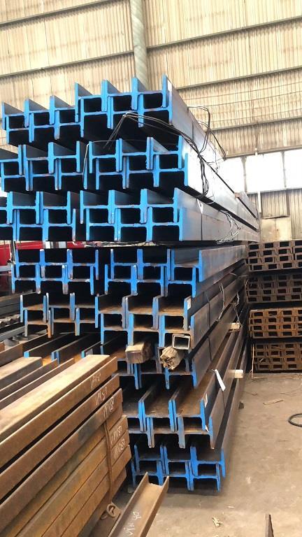 江蘇Q235B歐標H型鋼大小規格廠家現貨直銷
