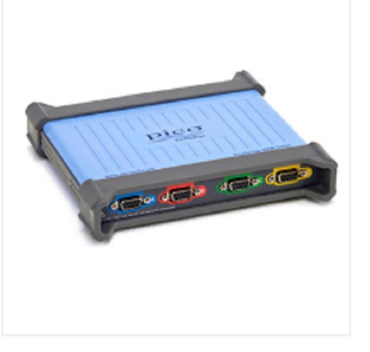 工业示波器4000系列高分辨率USBPico示波器