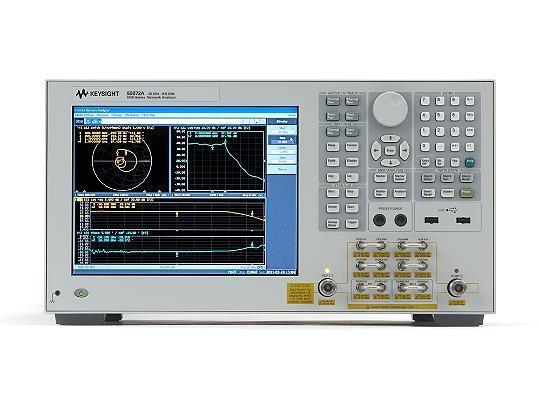 租售是德科技/安捷伦E5072A ENA 矢量网络分析仪