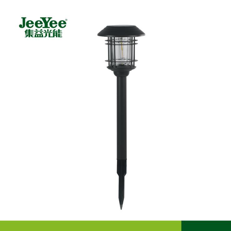 集益光能草坪灯地插式灯农村草地灯户外庭院灯
