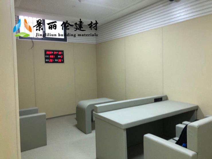專業銷售羈押室防撞軟包,景麗倫是全國知名企業之一