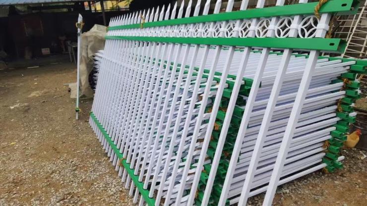 山东锌钢护栏厂家山东程诺建材