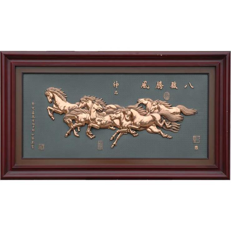 金属工艺品建筑标志铜铝雕刻