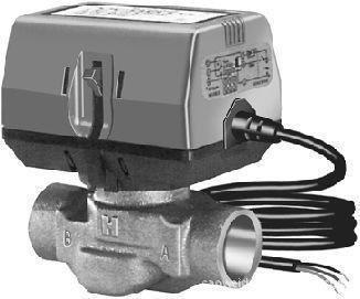 霍尼韦尔电动阀门VC6013