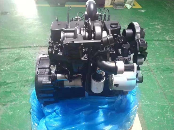 康明斯4BT3.9凸机总成现货供应 全国联保