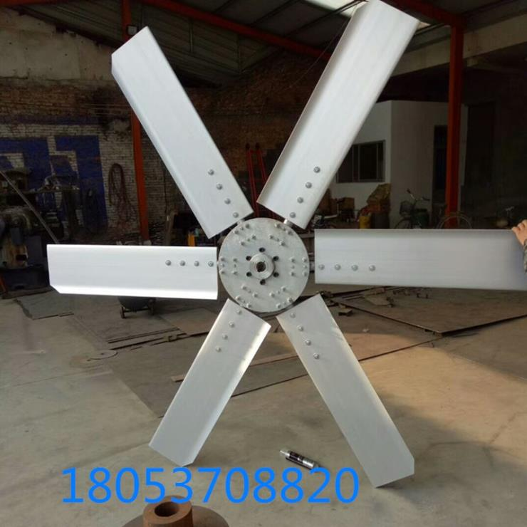 冷却塔铝合金风机 直径4.7m冷却塔风机实力厂家