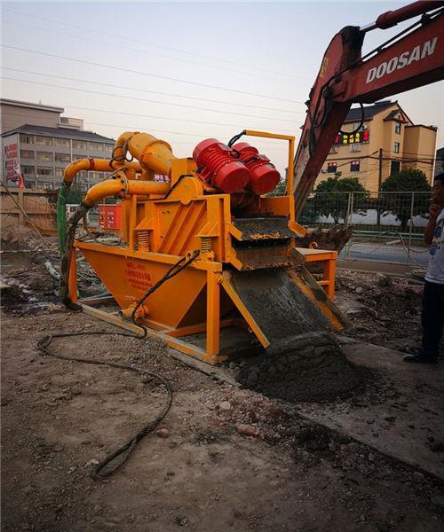 上海泥漿分離器150泥漿淨化裝置生產廠家