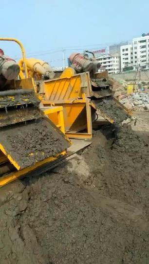 重慶泥漿分離器打樁泥漿處理設備銷售電話