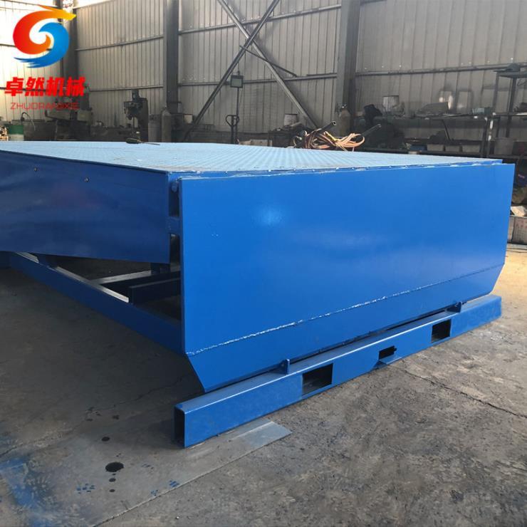 5噸20噸鑲嵌式固定液壓卸車平臺