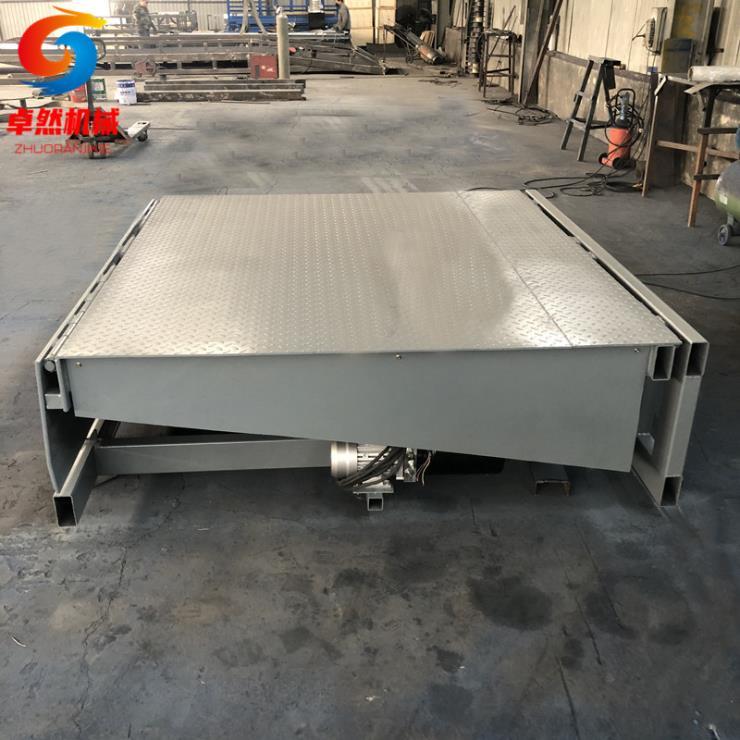 7噸30噸嵌入式固定裝卸平臺