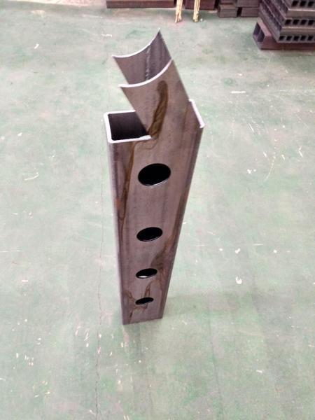 花溪區護欄樁激光切割打孔造型