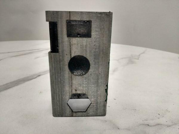 伽師縣鋼管激光切割打孔
