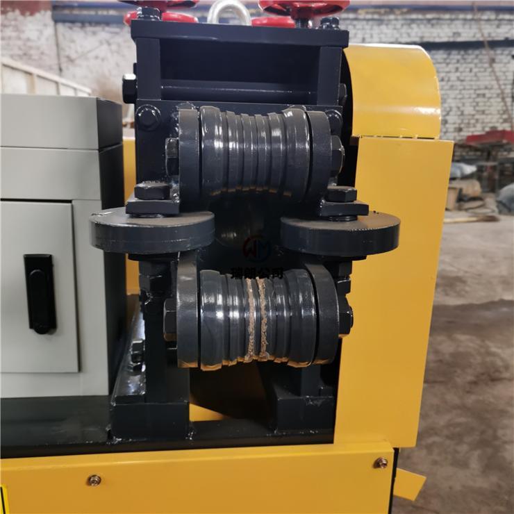 安徽钢管调直机除去表皮水泥灰