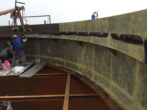 西峰区电厂炉架除锈刷漆公司工程报价