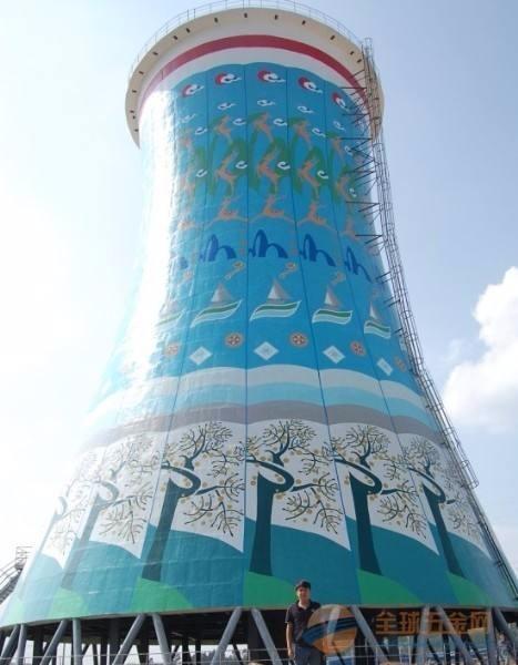 景洪市烟囱安装旋转爬梯公司施工方案