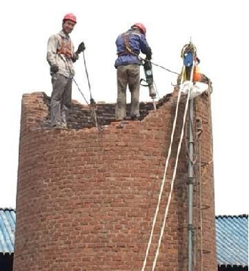 浚县脱硫塔安装钢平台公司施工方案