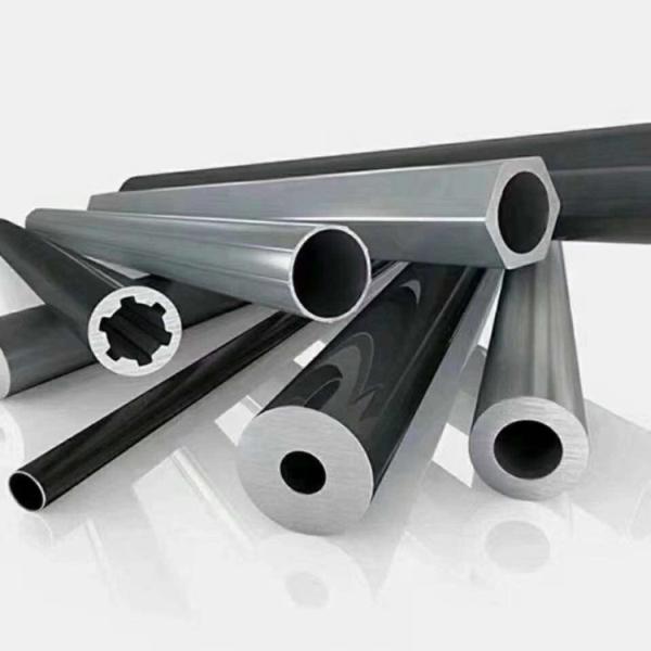 四平厂家现货直销 精密光亮钢管外径20-219 壁厚1-20正负5丝材质齐全