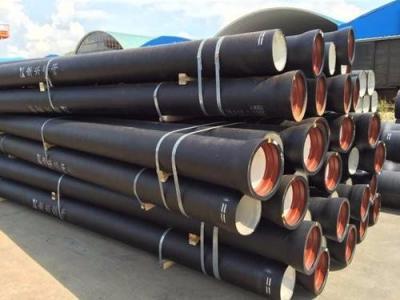 阿拉爾球墨鑄鐵排污管 庫存貨源充足