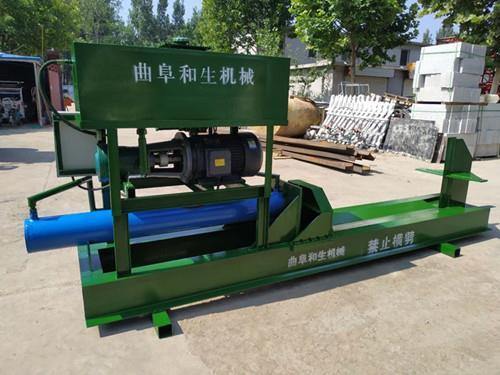 福州大型劈柴机去和生机械