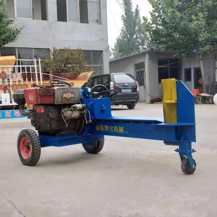 新津县大吨位劈柴机生产厂家