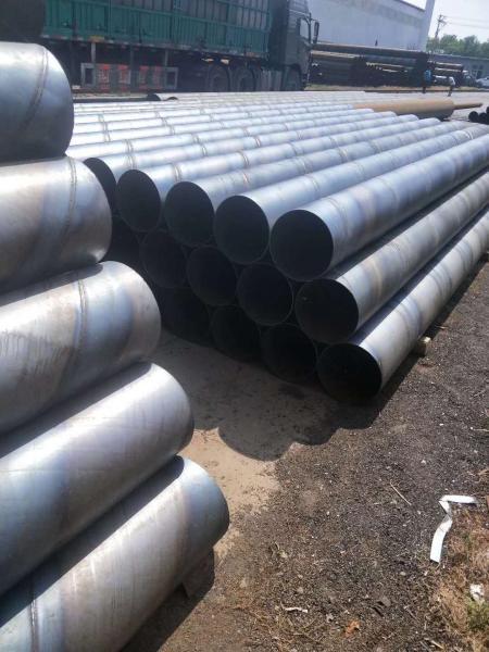 平度螺旋钢管大量供货
